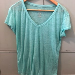 """🌸Aerie """"Real Soft Tee""""  sz M"""